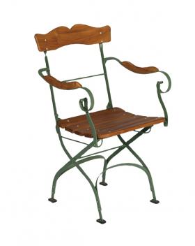 chair folding garden chair avignon