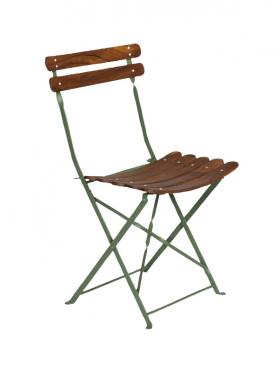 folding garden chair Simorre